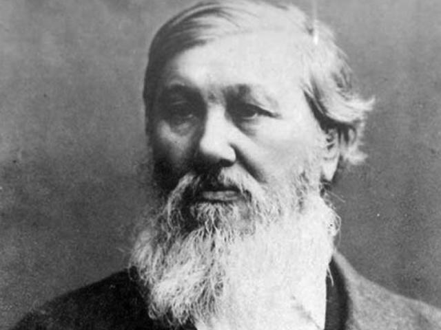 Отечественный цивилизационист Н.Данилевский