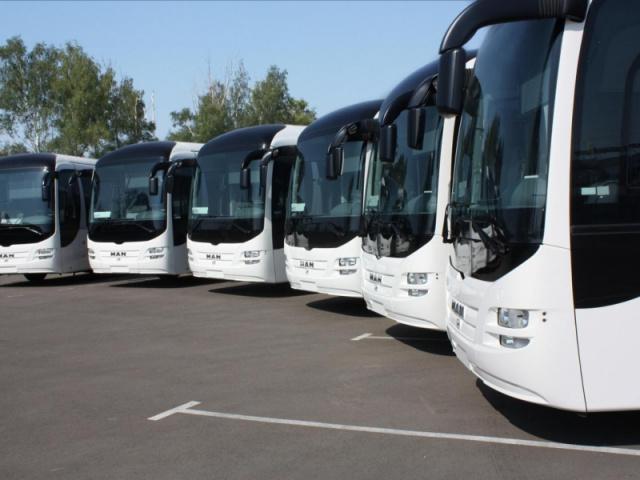 Автобус № 565 (г. Кировск – г. Санкт-Петербург)