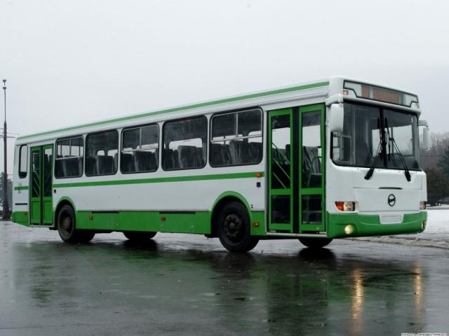 Автобус № 589 (г. Кировск – дер. Валовщина)