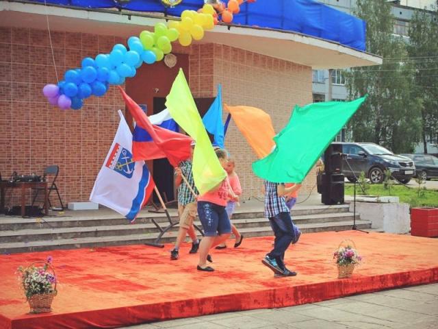 Праздничный концерт ко дню «Путилово»