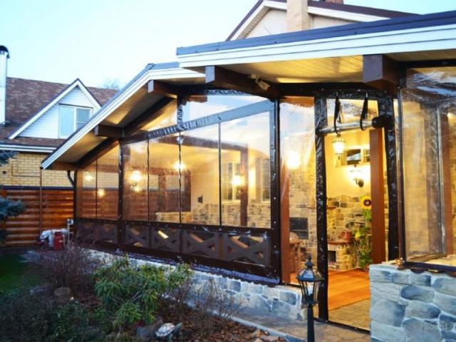 Что такое мягкие окна, их особенности и монтаж