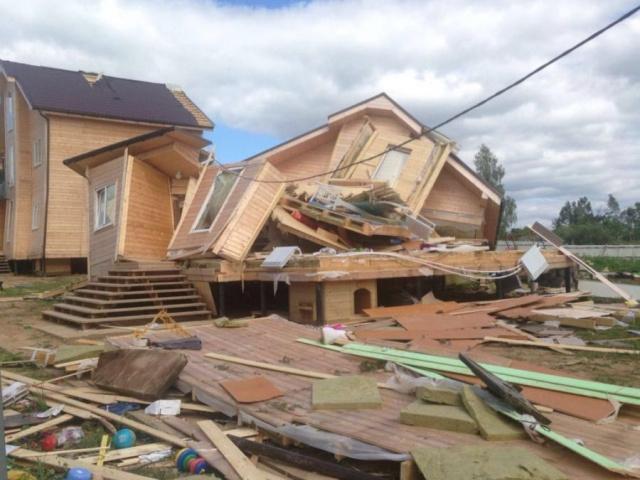 Проблемы с деревянным домостроением